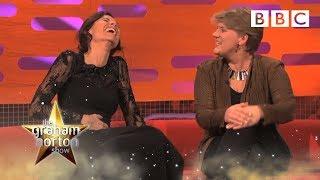 Funny race horse names 🏇 | The Graham Norton Show - BBC