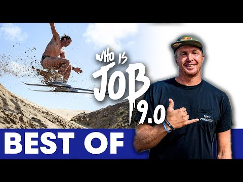 Best Of Who is JOB: All the Wipeouts and Surf Slams