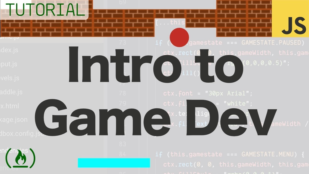 Intro to Game Development with JavaScript