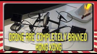 Drone Ban in Hong Kong. Finding answers at DJI