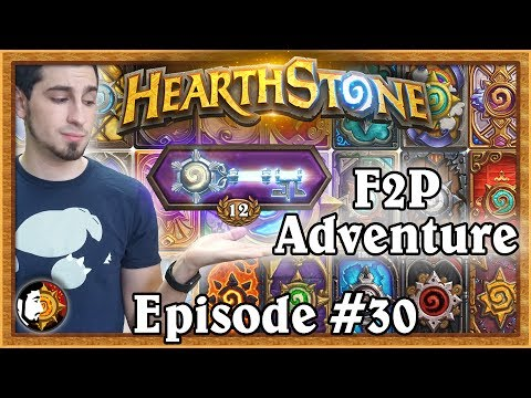 Hearthstone: Warshack Plays A Free To Play Account (Ep. 30)