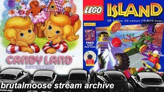 Candy Land Adventure / LEGO Island