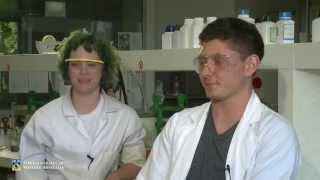 Chemistry Major students