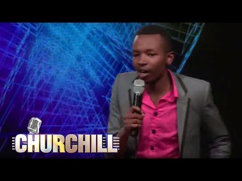 Johnny Churchill Raw