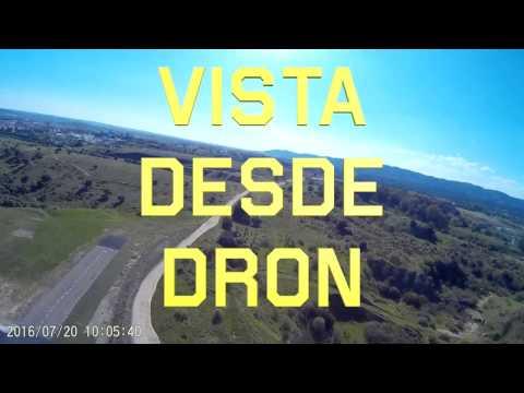 Cuby a vista de dron