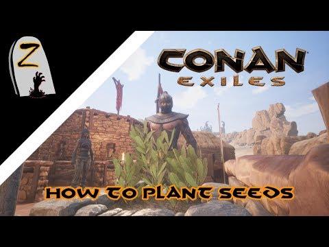 Conan Exiles Seed Table Mod Spotlight - смотреть онлайн на