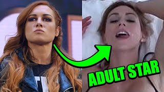 Adult Star Using Becky Lynch to Further Her Career! LEGENDS SPOTTED WWE Summerslam 2019? (WWE News)