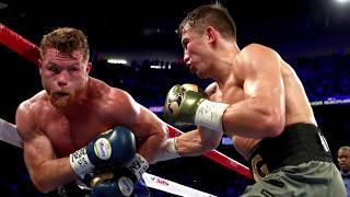 Canelo Alvarez vs Gennady Golovkin FIGHT [Split Draw]