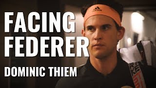 FACING FEDERER AT THE NITTO ATP FINALS - Dominic Thiem