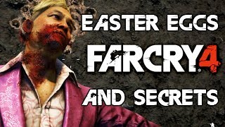 Far Cry 4 All Easter Eggs And Secrets 1080p HD