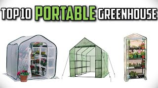 10 Best Cheapest Portable Greenhouse In 2019