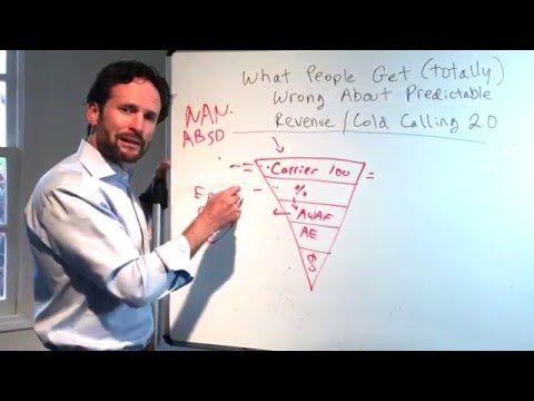 video #2: what people get wrong PredRev/Cold Calling 2.0