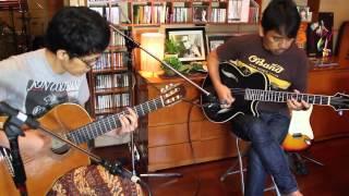 "Dewa Budjana & Tohpati : just play ""dan"""