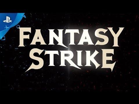 Fantasy Strike - Cinematic Trailer | PS4 thumbnail