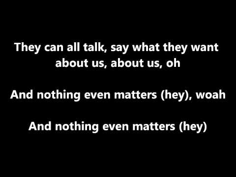 Nothing Even Matters by Big Time Rush with Lyrics