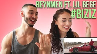 Reynmen ft Lil Bege #Biziz Turkish Youtuber Rap Diss Reaction | Jay & Rengin