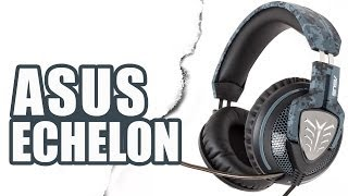 ASUS Echelon Gaming Headset - Unboxing Camo Edition
