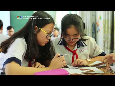 VTV7 | Đổi mới sáng tạo | Số 25: Học mỹ thuật theo phương pháp sáng tạo
