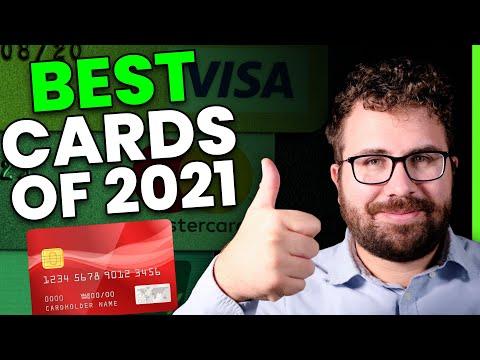 Best Credit Cards of 2021 (Cash Back, Travel, Business, Bad Credit)