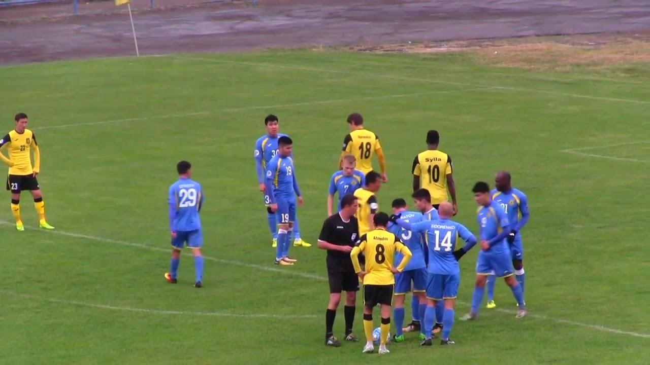 Топ-Лига-2017. Матч#57 Алай – Дордой 1:3