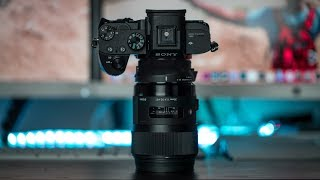 The PERFECT ADAPTER For The SONY A7iii And Canon Lenses. | Sigma MC11 EF - E Mount Review