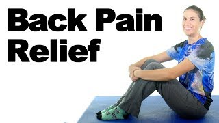 5 General Back Pain Relief Treatments - Ask Doctor Jo