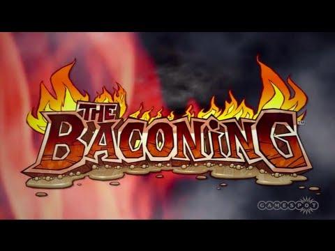 the baconing walkthrough xbox 360