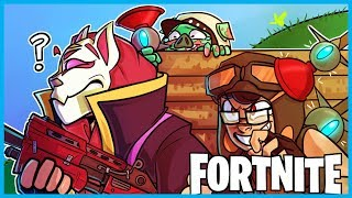 SLINGIN CLINGERS for a *VICTORY ROYALE* in Fortnite: Battle Royale! (Fortnite Funny Moments & Fails)