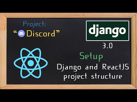 Django and ReactJS together - Setup project structure  | 2 thumbnail
