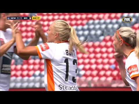 Tameka Butt Westfield W-League highlights