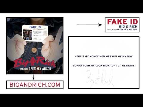 Fake ID (OST by Big & Rich Feat. Gretchen Wilson)