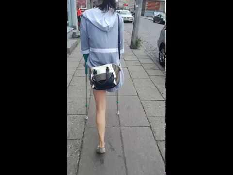 LAK Crutches 2 - смотреть онлайн на Hah Life