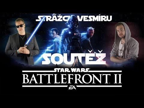 JSME NEJLEPŠÍ VE VESMÍRU | Star Wars Battlefront II | Gamekeepers_cz