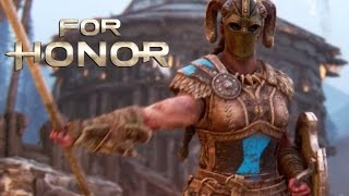 For Honor - The Valkyrie (Viking) Gameplay Trailer