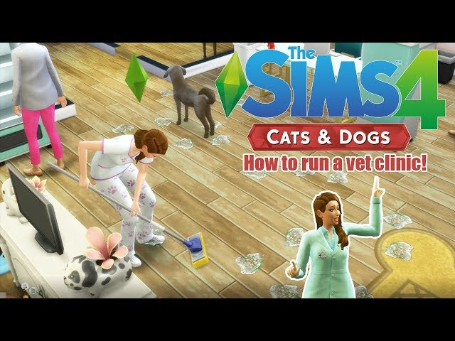 How To Sell Vet Clinic Sims 4