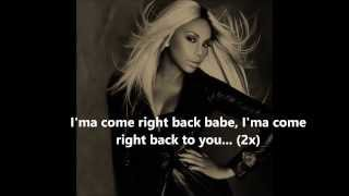 Tamar Braxton - All The Way Home (Lyrics On Screen) (Audio)