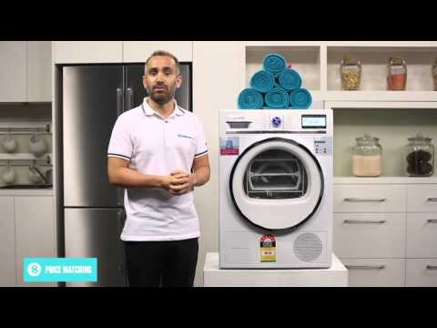 Siemens WT48Y780AU 7kg Condenser Dryer reviewed by product expert – Appliances Online