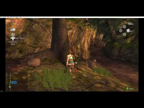 Cemu 1 9 1 FPS 30 00 AMD GPU SaveDir 3bc226d1 Twilight Princess HD
