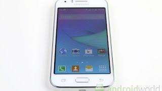 SamsungGalaxyJ1,recensioneinitaliano