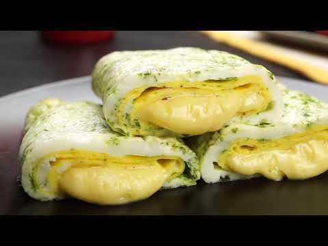 Сможет приготовить даже ребёнок! 5 рецептов завтраков, о которых не знает никто! видео