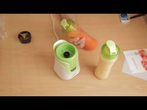 Breville Blend-Active smoothie maker hands on review