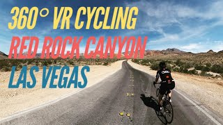 360° VR Cycling Red Rock Canyon, Nevada – For Indoor Trainers and Exercise Bikes