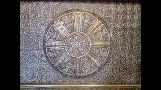 Изготовление иконостасов, басма из металла