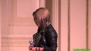Charice - I'm Not Perfect (Duet with Cheesa) TOFA-NY Awards 2012