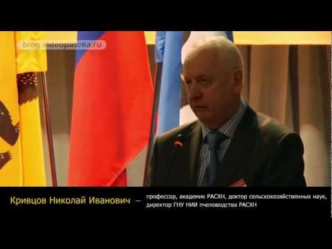 Пчеловодство России — доклад Кривцова Н. И.