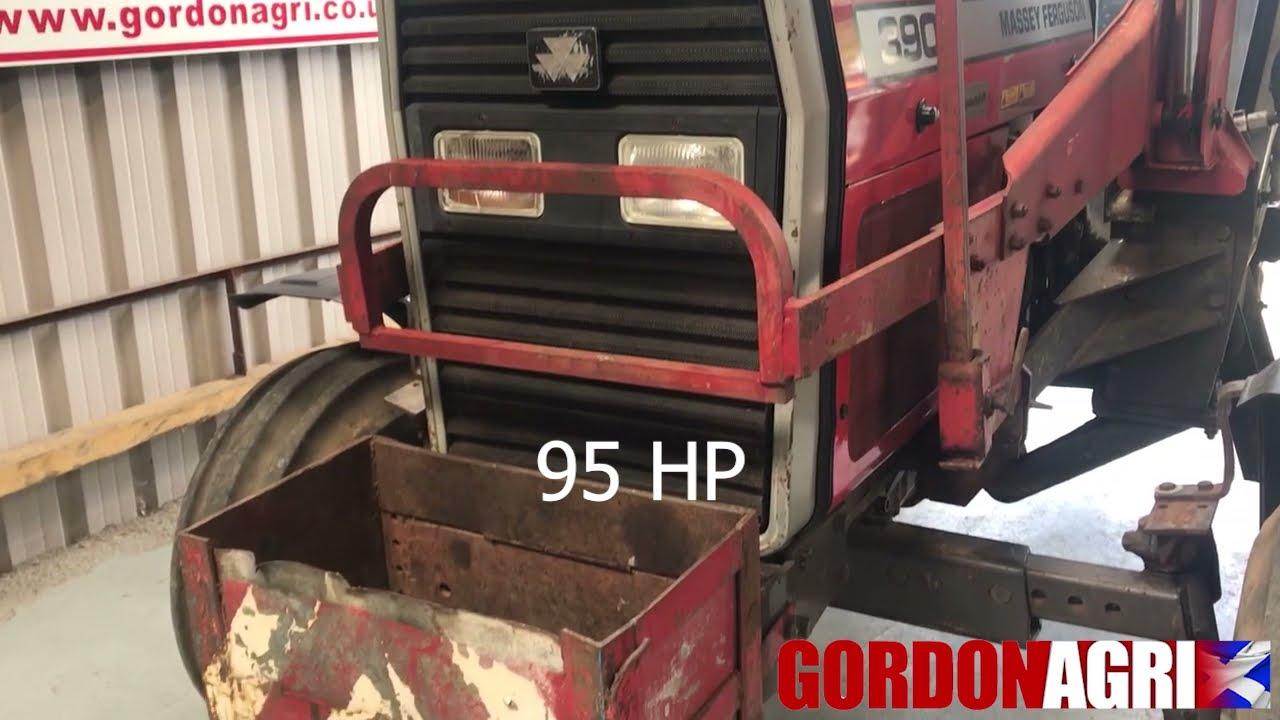 Massey Ferguson 390T 2WD
