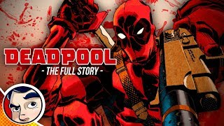 """Deadpool """"Joins The X-Men to His Death?"""" - Full Story   Comicstorian"""