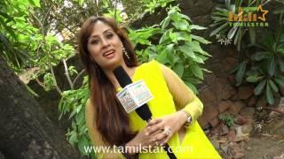 Maanu Speaks at Enna Satham Intha Neram Press Meet