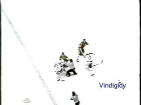 Mike Peluso vs Wendel Clark