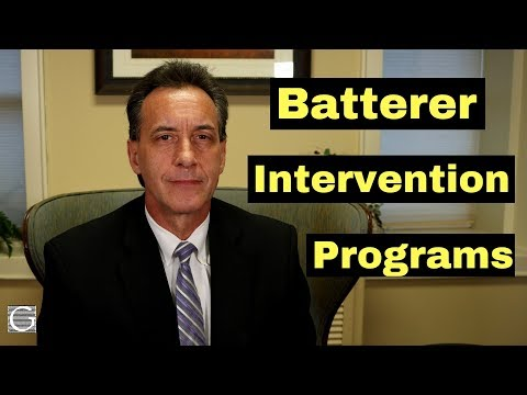 How to Use a Batterer Intervention Program to Defend Domestic Violence Cases